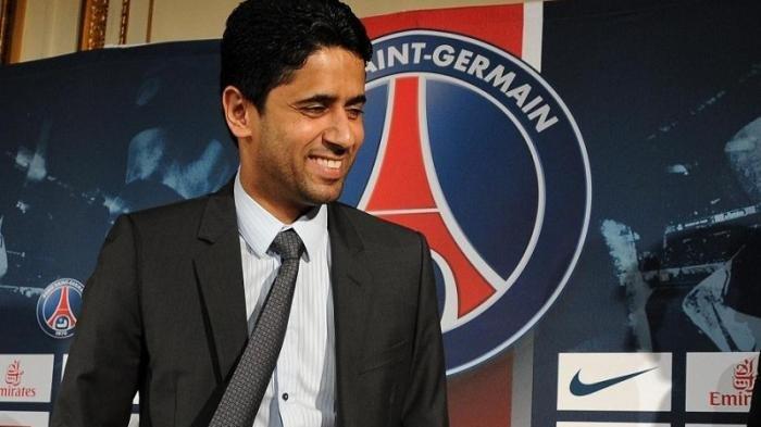 CEO PSG Nasser Al-Khelaifi