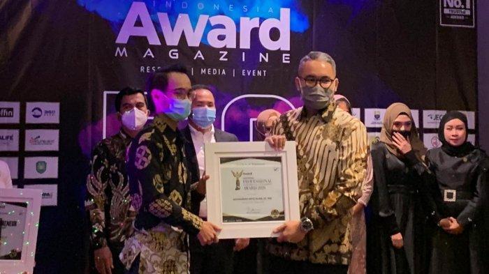 Peraih Penghargaan Indonesia Award Magazine Dorong Sociopreneur Lebih Peduli Lingkungan