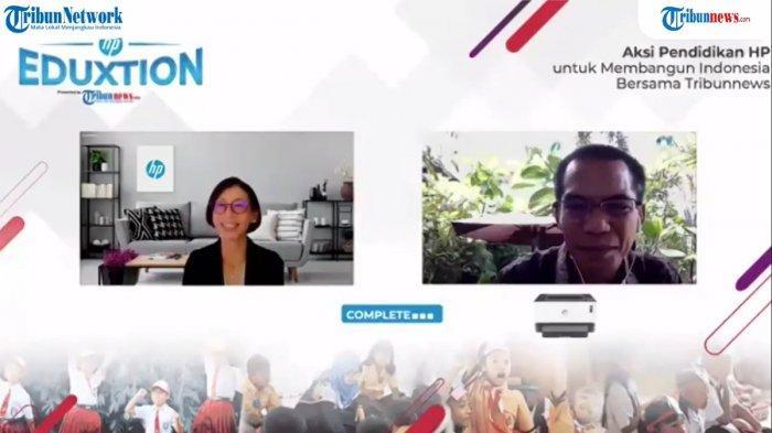 Tribunnews-HP Inc Gotong Royong Menjembatani Kesenjangan Digital Dalam Pendidikan Indonesia