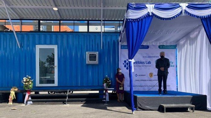 Laboratorium Fokus Covid-19 Tersertifikasi Internasional di Bali Sudah Tersedia Demi Pariwisata