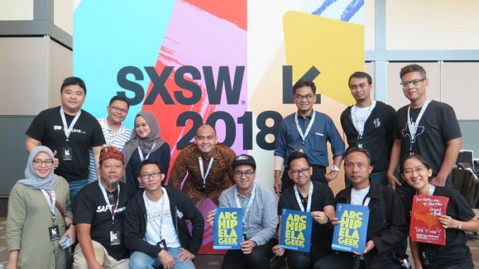 Vestifarm Bikin Keren Indonesia di Festival Kreatif Terbesar Dunia SXSW 2018