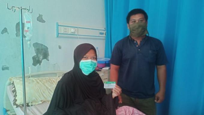 Cerita Herniawati, Operasi Tumor dengan Biaya Nol Rupiah Berkat JKN-KIS