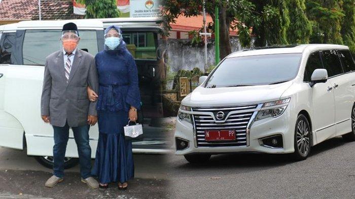 Cerita Pasangan Gunakan Mobil Dinas Wali Kota untuk Menikah: Bisa Jadi Orang Kaya Sementara