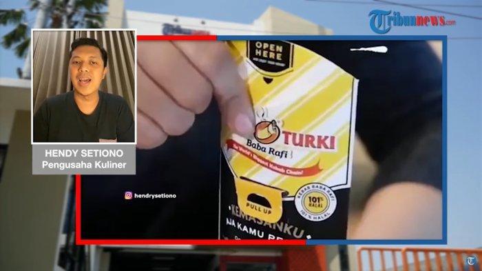 CEO Kebab Turki Baba Rafi Ungkap Perjuangan Mempertahankan Bisnis di Tengah Pandemi Virus Corona