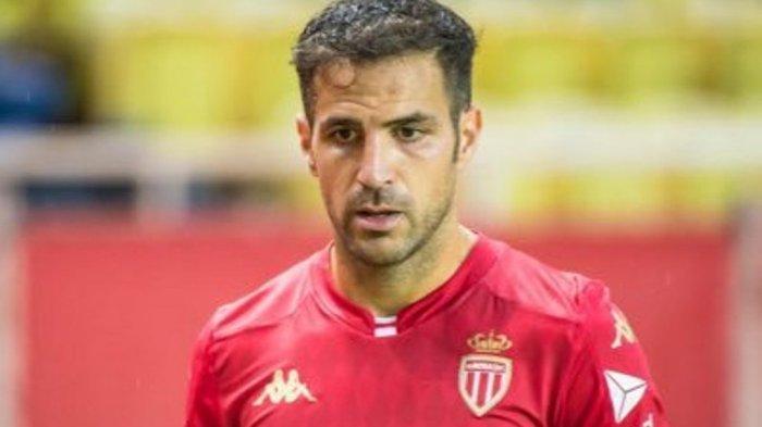 Pandemi Covid-19, Cesc Fabregas Tawarkan Diri Agar Seluruh Gajinya untuk Karyawan AS Monaco