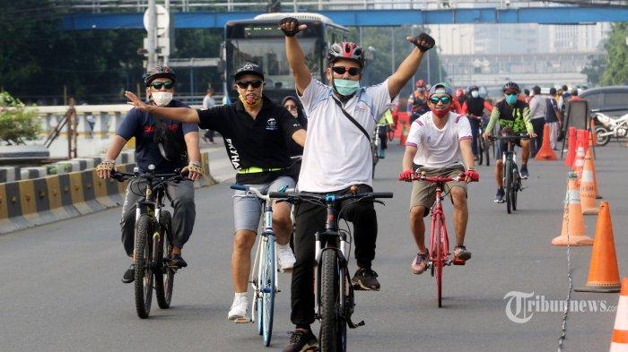 Sepeda Bakal Dipajak, Dirjen di Kemenhub Buka Wacana, Kemenhub Bantah Godok Regulasi Pajak Sepeda