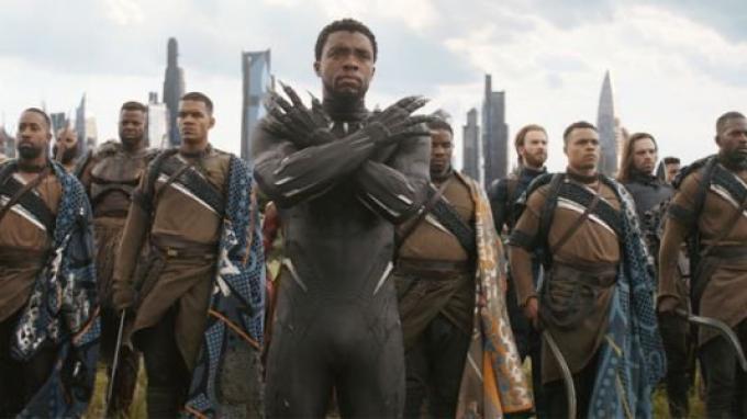 Aktor Film Black Panther Chadwick Boseman Meninggal Dunia