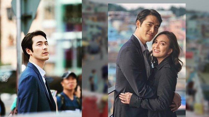 8 Potret Tampan Chae In Woo, Artis Korea Tunangan Shandy Aulia di Film Cinta Itu Buta