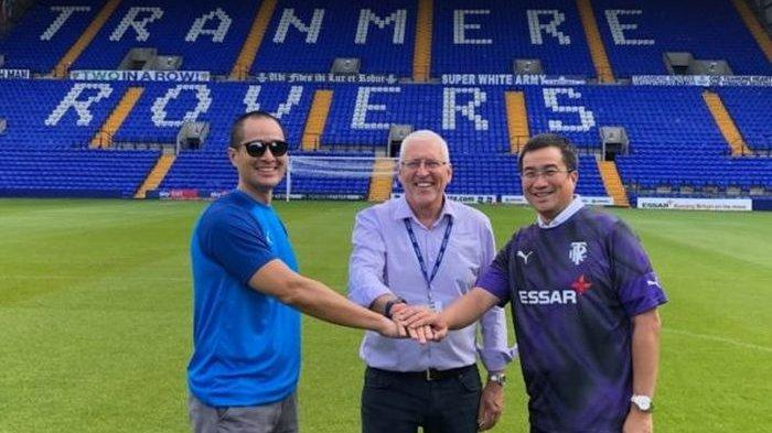 Tim League 2 Inggris, Tranmere Rovers Milik Orang Indonesia Melaju ke Final Papa John's Trophy