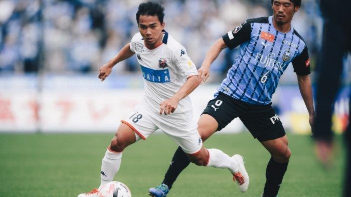Inilah Pemain Thailand yang Merumput di J.League: Ada Daya Magis dan Prestasi