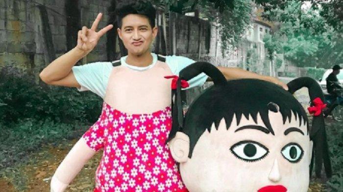 Pakai Kostum Boneka Mampang, Chand Kelvin Tulis Cerita Menyentuh di Instagramnya