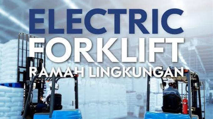 Kolaborasi dengan BYD, Chandra Asri Operasikan Armada Forklift Listrik di Indonesia