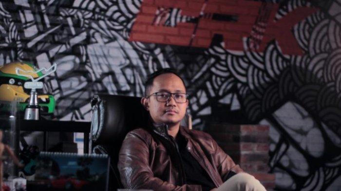 Dulu Jualan Stiker dan Pin, Kini Chandra Kurniawan Jadi Kunci Sukses Brand CRK Sports Wear