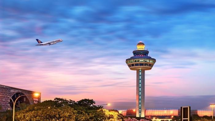 Tiket Pesawat Murah Jakarta-Singapura PP Mulai Rp 1,3 Jutaan