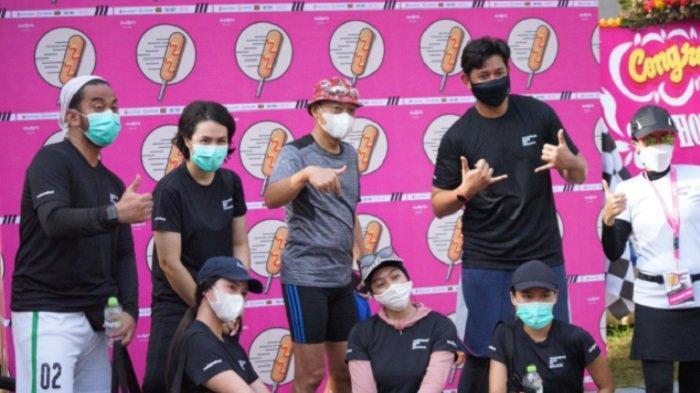 Charity Run, Olahraga Sambil Beramal, Bantu Anak-anak Penyintas Gempa di Sulawesi Barat