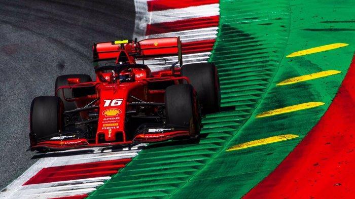 F1 GP Rusia 2019 - Soal Rekor Schumi, Charles Leclerc Jawab Begini