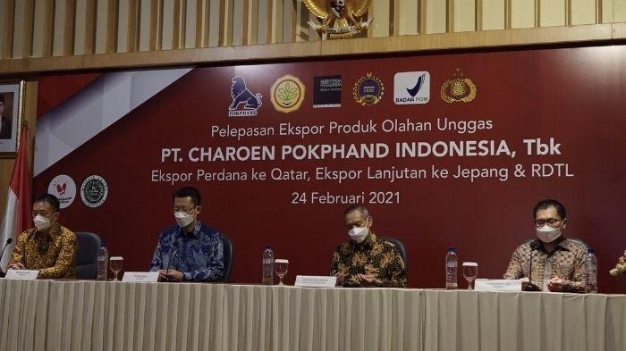 Charoen Pokphand Indonesia Ekspor Perdana ke Qatar