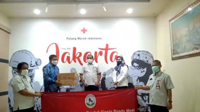 Charoen Pokphand Donasi Ribuan Paket Makanan Siap Saji untuk Tenaga Kesehatan