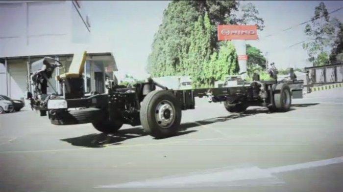Hino Luncurkan Chassis Bus R260 AS dengan Air Suspension, Harga Ritel Rp 951 Juta