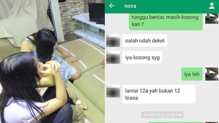 Janjian Lewat Chat, Bertemu Gadis Depok di Kamar Apartemen Kota Bogor