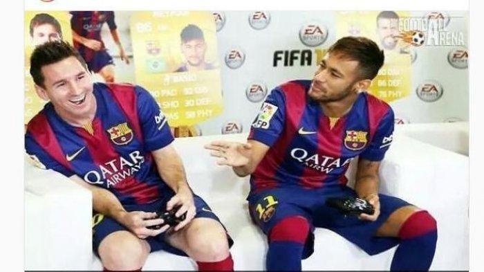 3 Teman Messi Ini Jadi Korban Pelecehan Rasialis