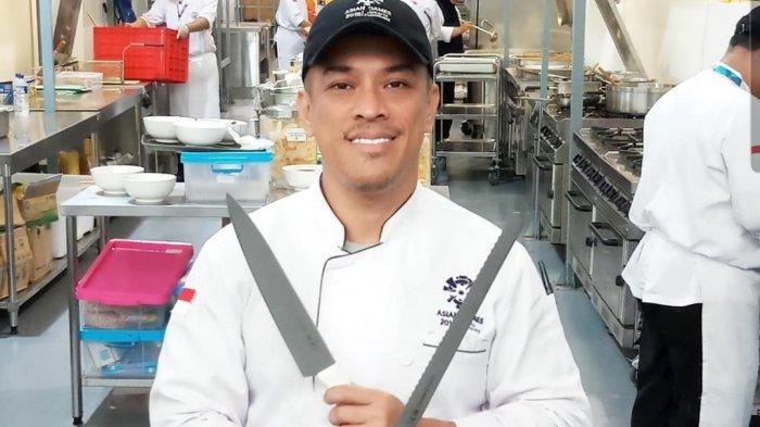 Harus WFH Karena Pandemi, Chef Andry Abboud Ajak ke Dapur Mencoba Menu Masakan Baru
