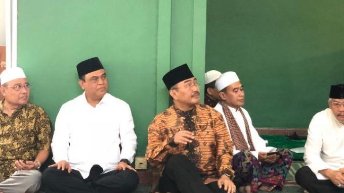 Chef de Mission Gelar Doa Bersama Buat Kontingen Indonesia Sehari Jelang Pembukaan Asian Games 2018
