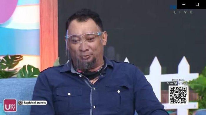 Ungkap Pembicaraannya dengan Gery Iskak, Chef Haryo Sebut sang Aktor Tak Mengeluh: Ini Titipan Allah