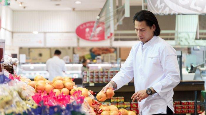 Chef Juna : Sayuran Lokal Lebih Fresh