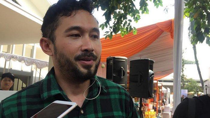 Chef Norman saat ditemui di acara RKB BNI Fest di GBK, Jakarta pusat, Minggu (28/7/2019).