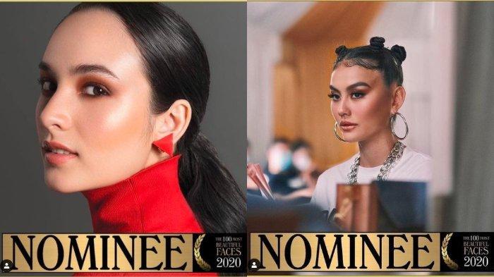Daftar Artis Indonesia Masuk Nominasi 100 Wajah Tercantik TC Candler, Chelsea Islan hingga Agnez Mo
