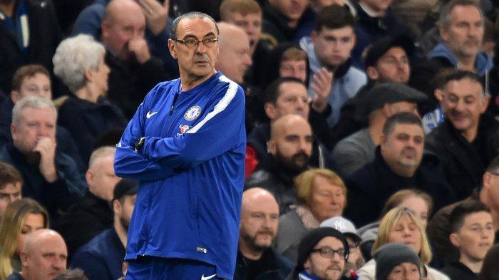 Ibarat Nasi Sudah Jadi Bubur, Maurizio Sarri Menyesal Tinggalkan Chelsea Demi Juventus