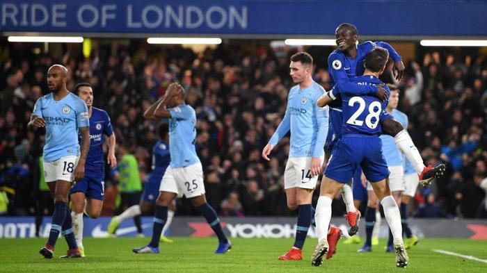 LIVE STREAMING Leicester vs Chelsea Liga Inggris, Gelandang Andalan Lampard Absen