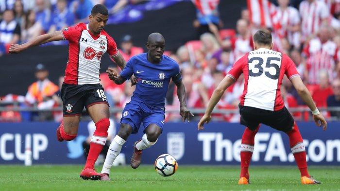 Perpanjang Kontrak dengan Chelsea, N'Golo Kante Bakal Terima Gaji Rp 5,6 Miliar per Pekan