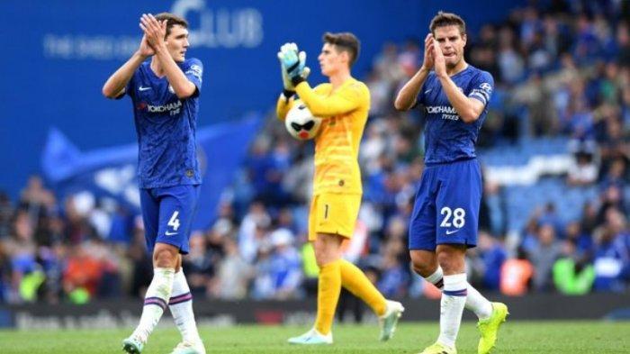 Prediksi Susunan Pemain Chelsea vs Valencia Liga Champions, The Blues Andalkan Skuat Muda
