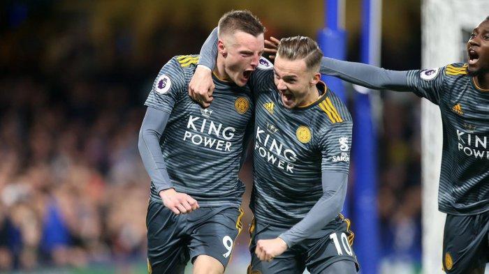 Top Skor, Hasil dan Klasemen Liga Inggris 2019, Jamie Vardy Geser Aguero dan Tammy Abraham