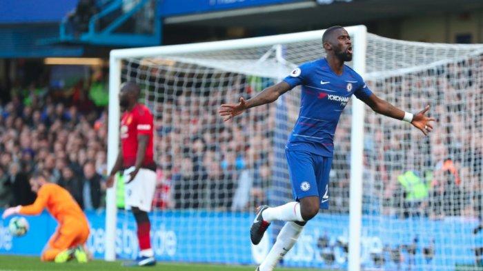 Sedang Berlangsung Live Streaming Chelsea vs Man United beINSport1, Menit 75 Skor Berbalik 1-2