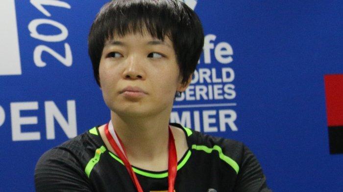 Atlet ganda putri China, Chen Qing Chen.