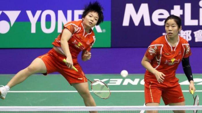 Pasangan ganda putri Tiongkok, Chen Qingchen/Jia Yifan