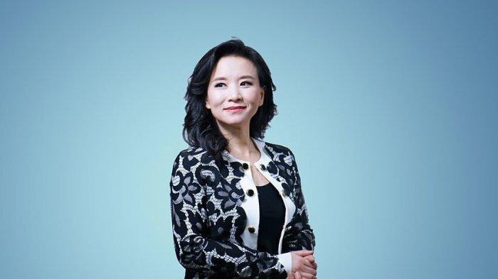 Cheng Lei, jurnalis televisi Australia yang ditahan Pemerintah China.