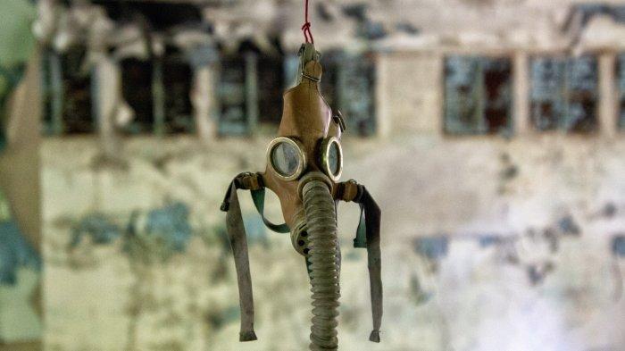 Chernobyl, Pripyat, Ukraina