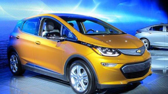 General Motors Ingin Kalahkan Penjualan Mobil Listrik Tesla