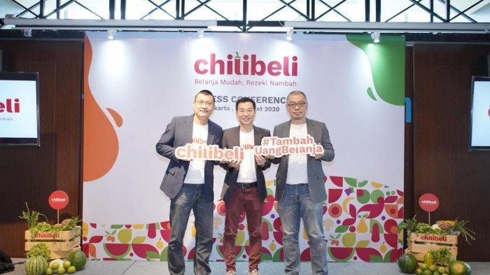 Chilibeli Raih Pendanaan 10 Juta Dollar untuk Genjot Jumlah Mitra