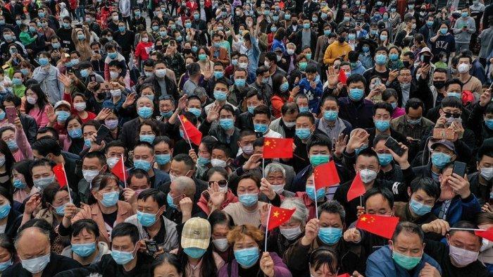 Tidak Ada Laporan Kematian Akibat Covid-19 di China Untuk Pertama Kalinya Sejak Januari
