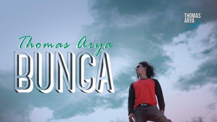 Download MP3 Lagu Thomas Arya - Bunga: Kini Tinggal Aku Sendiri, Hanya Berteman dengan Sepi