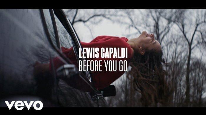 Chord Gitar Before You Go - Lewis Capaldi dari Kunci C, Lengkap dengan Video Klip
