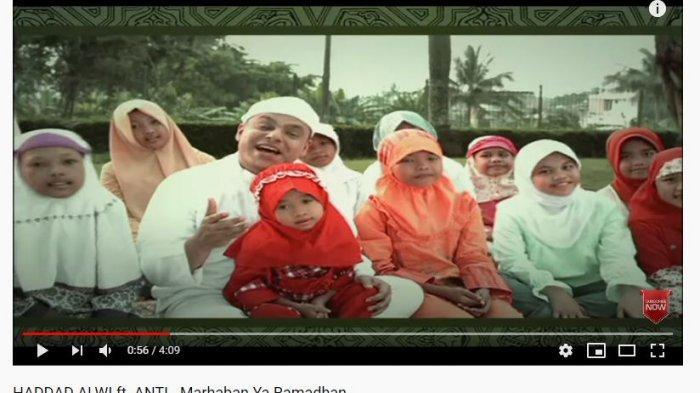 Chord Gitar dan Lirik Lagu Marhaban Ya Ramadhan - Haddad Alwi ft. Anti, Dimainkan dari Kunci C