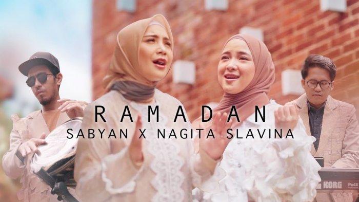 Chord Gitar Ramadan - Sabyan feat Nagita Slavina, Bahagianya Langit dan Bumi saat Tiba Bulan