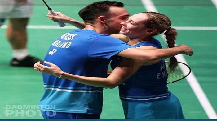 Jelang Thailand Open, Chris & Gabrielle Adcock Kena Covid-19, Momen Comeback Tertunda