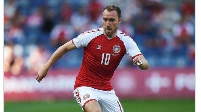 DenmarkvsFinlandia: Kondisi Christian Eriksen Mulai Stabil